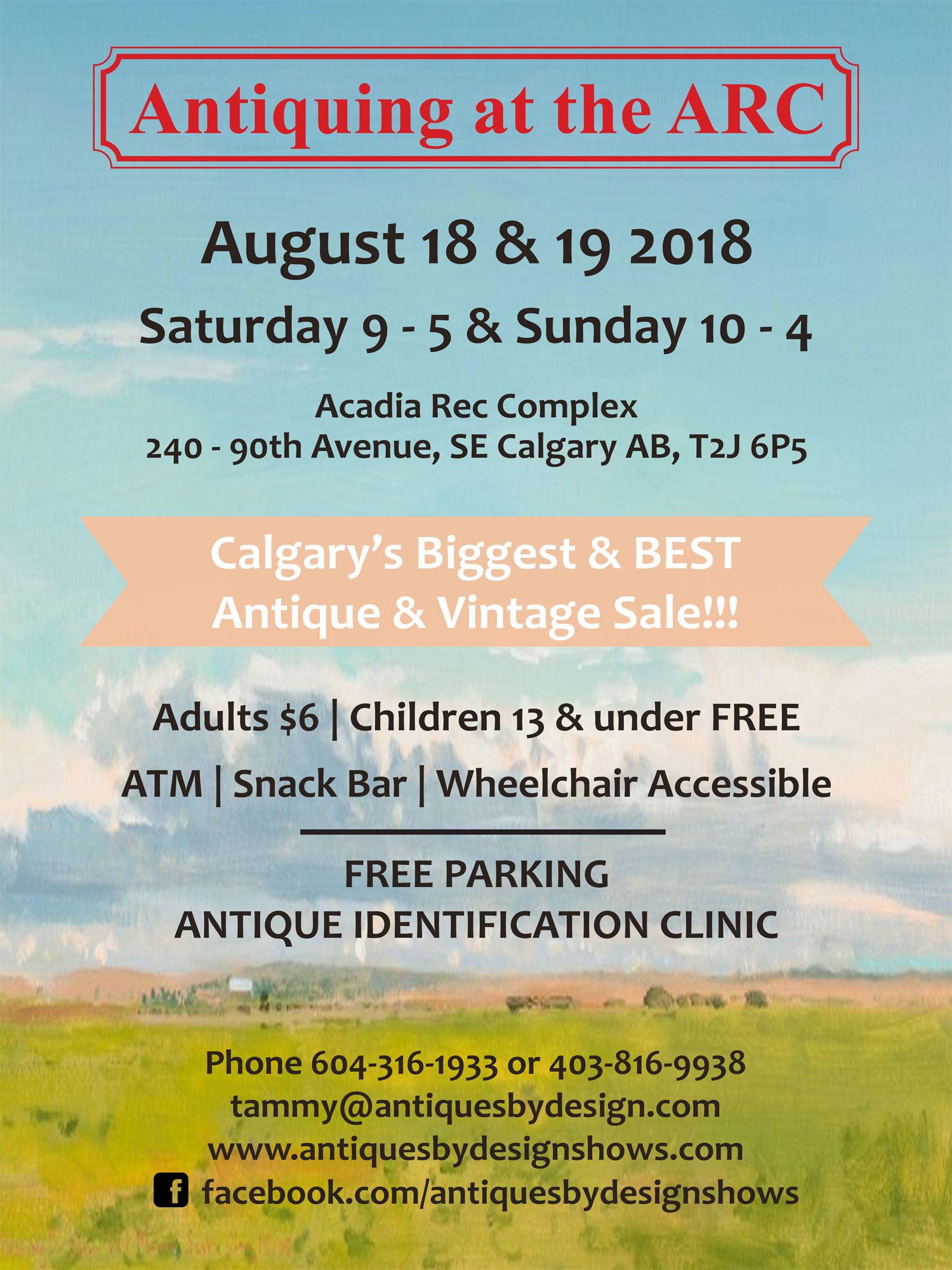 Categories : ANTIQUES events